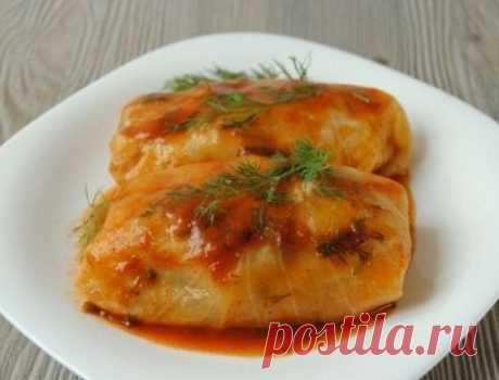 Голубцы с картошкой   Домашняя еда   Яндекс Дзен