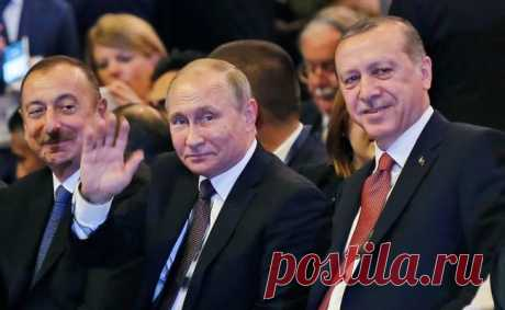 26.10.20-Путин укрепил свой авторитет вАзербайджане: Взгляд изБаку — Новости политики, Новости России — EADaily