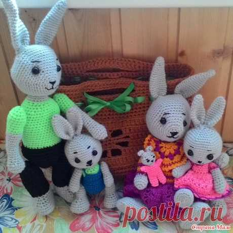 Песня про зайцев - Вязание - Страна Мам