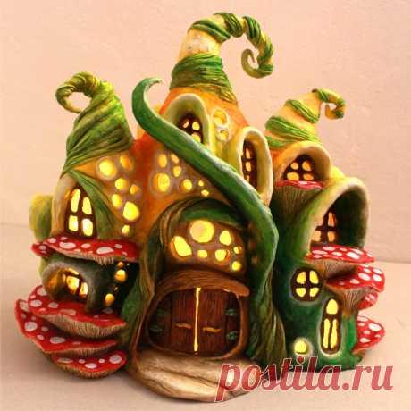 Hallo, mein Name ist Diana, und ich mache gern schöne Dinge, an Geschichte Häuser, Pilz Häuser, Miniaturen erstellen, formen und malen. Sie benutzen sehr bil...