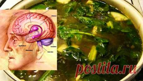 Memory is restored more than for 95%. Also restore the bones and sight Change the food allowance and remain healthy!