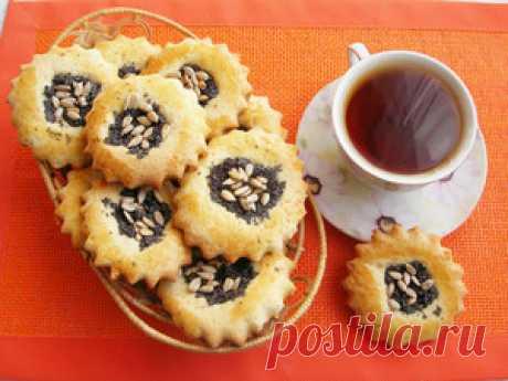 Печенье Подсолнух рецепт с фото