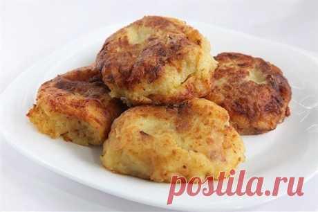 Как приготовить зразы картофельные  - рецепт, ингридиенты и фотографии