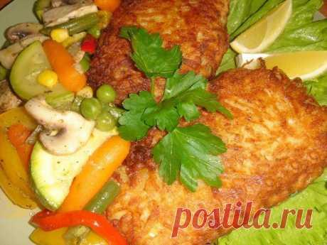 Аппетитные рыбные блюда - 4 рецепта