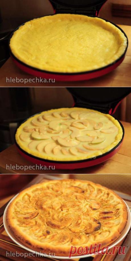 Цветаевский пирог от Кубаночки Пиццамейкеры Princess 115000, Travola SW302T, Fagor MG-300 - Хлебопечка.ру
