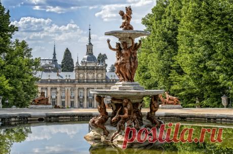 Неизвестная Испания: сады дворца Ла Гранха   КОФЕ, ТАЙНЫ И ТУМАНЫ   Яндекс Дзен