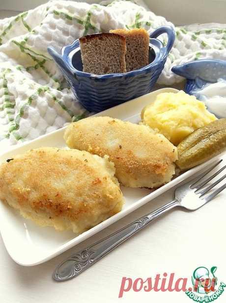 Рыбные котлеты - кулинарный рецепт