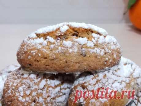 Вкусное итальянское печенье с шоколадом.Рецепт проще простого. Сегодня пеку вкусное итальянское печенье с карамельной хрустящей корочкой и нежным мякишем внутри.Рецепт проще просто и займет у вас много времени.В видео я использую половину нормы продуктов.ИНГРЕДИЕНТЫ:Мука – 280 – 300 грСахар – 100 грЙогурт – 50 грЯйца – 2 штРастительное масло – 50...