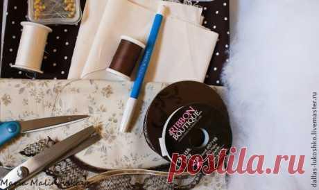 МК для начинающих: пошив пакетницы для кухни