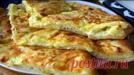 Быстрое хачапури к завтраку . Пошаговые рецепты для Вас на портале «Люблю готовить» - lovecook.me