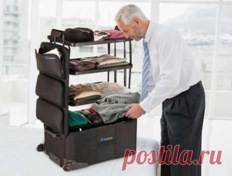 крутой чемоданчик!
