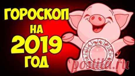 САМЫЙ ТОЧНЫЙ Восточный гороскоп на 2019 год по знакам зодиака и по году рождения