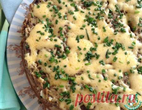 Печеночник с капустой – кулинарный рецепт