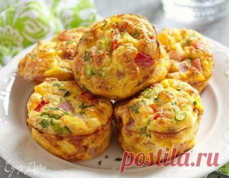 Завтрак с редакцией: яичные маффины. Кулинарные статьи и лайфхаки
