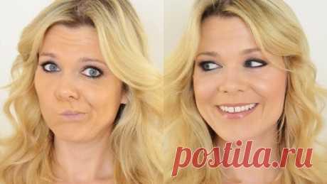 Ошибки в макияже. Как не стоит краситься? Фото и видео-примеры