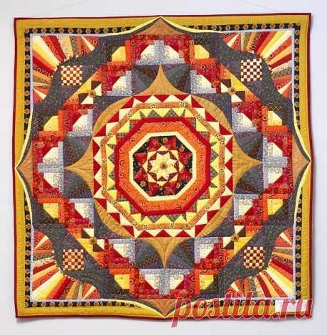 Ивановская ситцевая мозаика