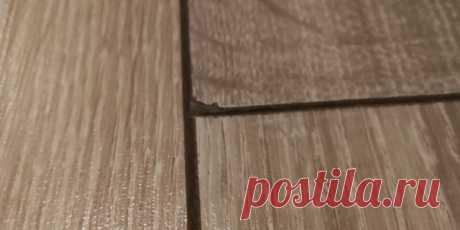 Почему доски ламината приподнимаются и стираются до белых пятен на поверхности расскажут специалисты из Новосибирска