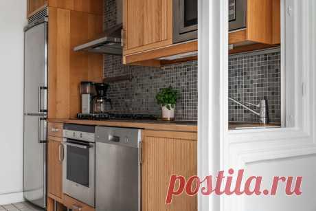 Двушка 49 м² с нетипичной планировкой и крошечной кухней | Филдс | Яндекс Дзен