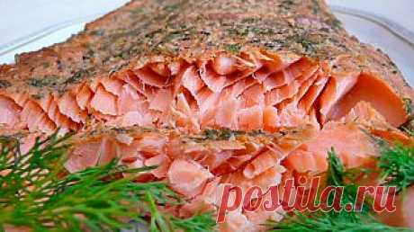 6 рецептов с красной рыбой - Портал «Домашний»