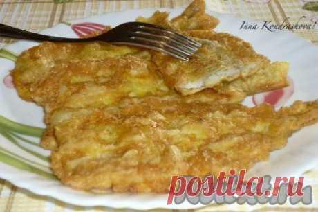 Мойва, жареная в кляре Мойва, жареная в кляре на сковороде, - не дорогое и очень вкусное блюдо. Приготовить эту рыбку очень просто. Обязательно порадуйте близких прекрасным блюдом. Для приготовления мойвы, жареной в кляре,...