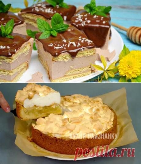 Творожный торт без выпечки за 20 минут: нежный кремовый вкус - медиаплатформа МирТесен