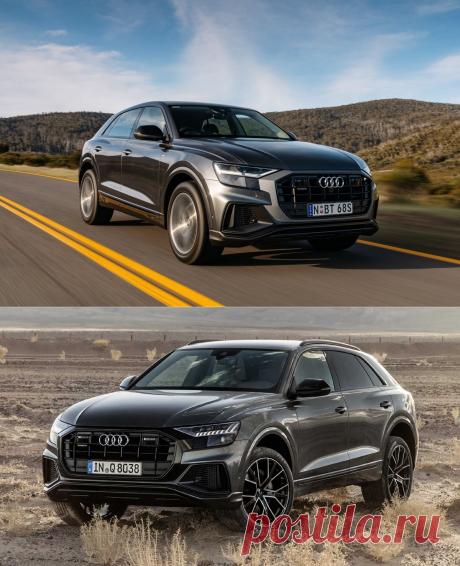 Audi Q8: характеристика новой модели современного автомобиля - AutoKontact