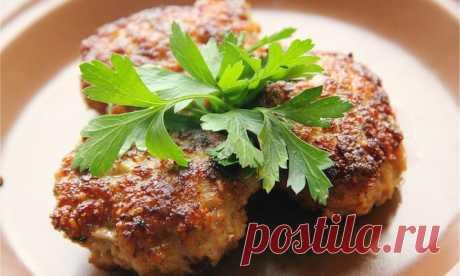 Котлетки из фасоли.Вкусная замена мясным — BonApetito