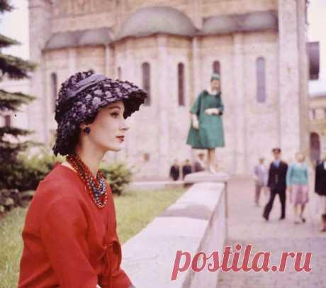 «Послы элегантности» в СССР 1959-го года. Легендарный показ мод и фотосессия в журнале «Life» – Ярмарка Мастеров