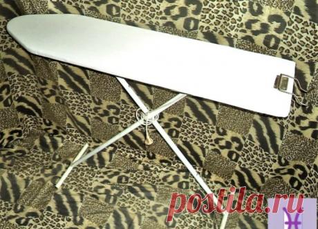 Как сшить новый чехол на гладильную доску своими руками