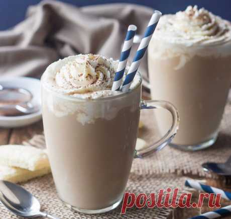 Молочные коктейли - рецепты в домашних условиях, как приготовить | Волшебная Eда.ру