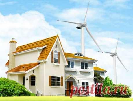 Ветряк для частного дома: энергия от электрогенератора, как выбрать установку