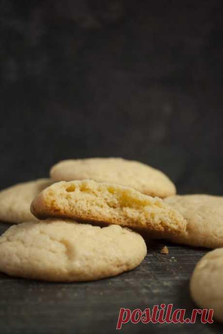 Печенье с белым шоколадом и заварным кремом - безумный шляпник — LiveJournal