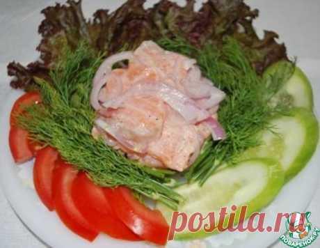 Семга по рецепту норвежских рыбаков – кулинарный рецепт