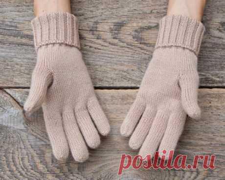 Связать перчатки спицами. Схемы и описание для начинающих: мужские, женские, детские. Видео