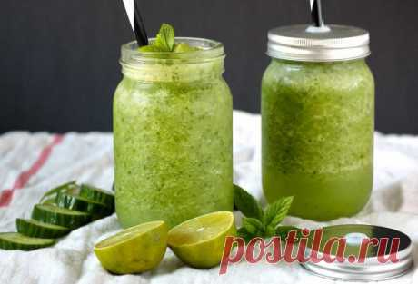 Cucumber juice: properties. Advantage of cucumber juice for an organism:: SYL.ru