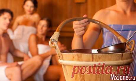 Банные поверья для мужчин и женщин - баня, приметы, банные приметы, русская баня, банник