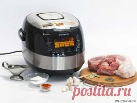 Как приготовить свинину в чудо-горшочке мультиварки?
