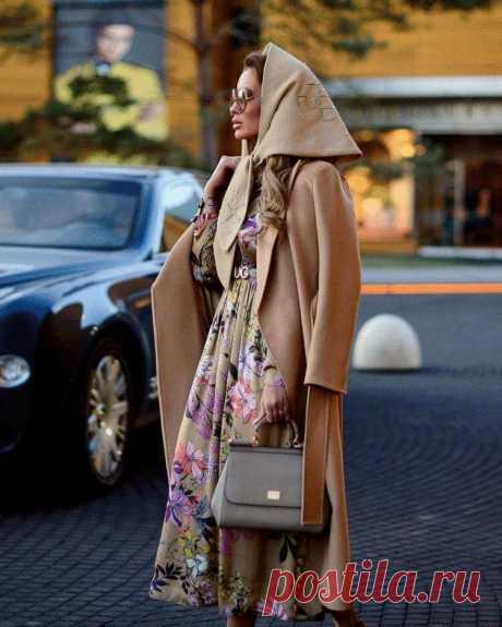 15 идей как носить классическое пальто для дам с безупречным вкусом