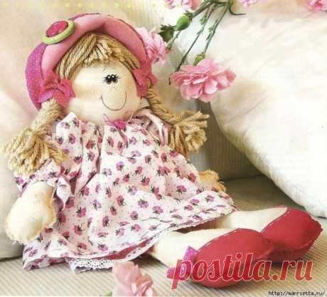 Выкройка куклы / Историческая справка