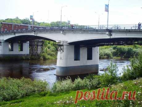Мост через Днепр.   ---    The Bridge Through Dnieper  Free Stock Photo HD - Public Domain Pictures
