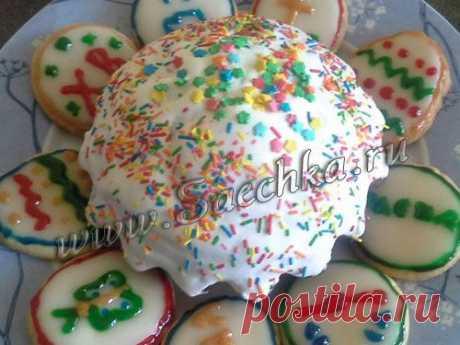 Шоколадный кулич | рецепты на Saechka.Ru