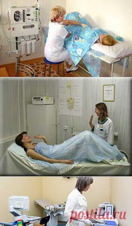 Гидроколонотерапия: польза или вред? |