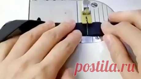 Швейные секреты для рукодельниц