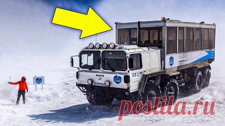 Самые надежные грузовые «проходимцы» в мире (видео от Шофер Ден) — СпецТехноТранс