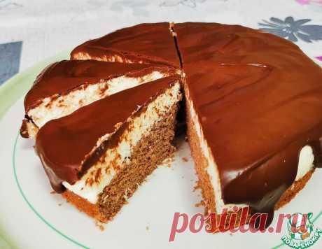 Торт Баунти – кулинарный рецепт