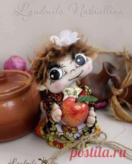Коллекция забавных текстильных игрушек с выкройками