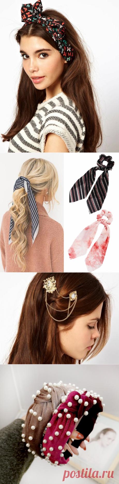 Красивая подборка украшении для волос! | Творческая Артель.DIY | Яндекс Дзен