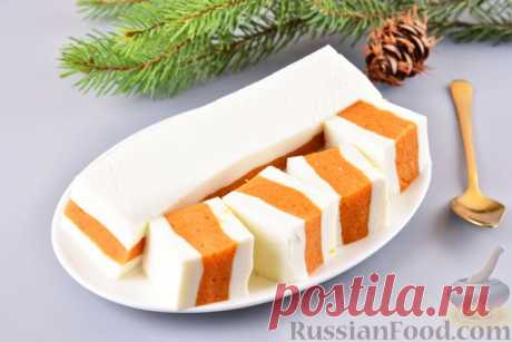 Скоро праздники! ЖЕЛЕ на десерт - лучшие рецепты!