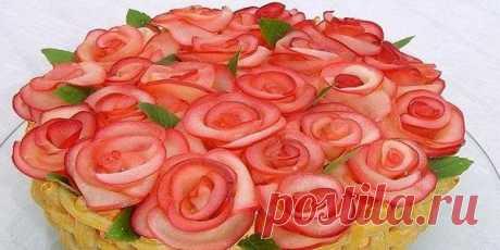 Прекрасные пирожные на скорую руку Этот прекрасный букет роз ничто иное как вкусные и быстрые пирожные  Думаете это букет роз? Вовсе нет, это прекрасное творение принадлежит обычной хозяйке,которая придя с работы решила порадовать своих домашних вкуснятиной к чаю. Представьте себе, что приготовление э…