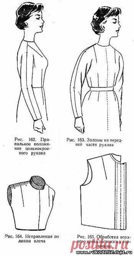 24)Примерка - Женское и детское платье - Всё о шитье